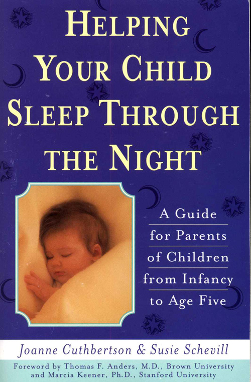 how to help your child sleep through the night